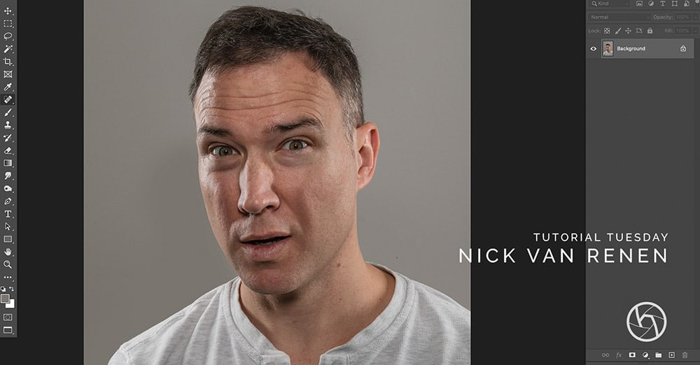 Hunters of light tutorials | Nick Van Renen