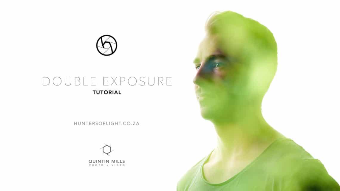 Double exposure Tutorial. Hunters of Light by Quintin Mills