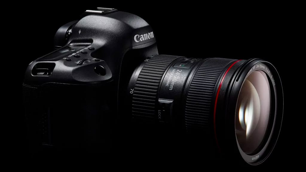 Canon stays no. 1 for interchangeable lens cameras for 18 consecutive years!