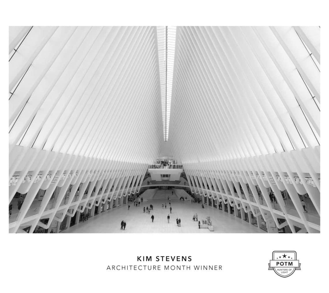 Monthly theme - Architecture Winner - Kim Stevens