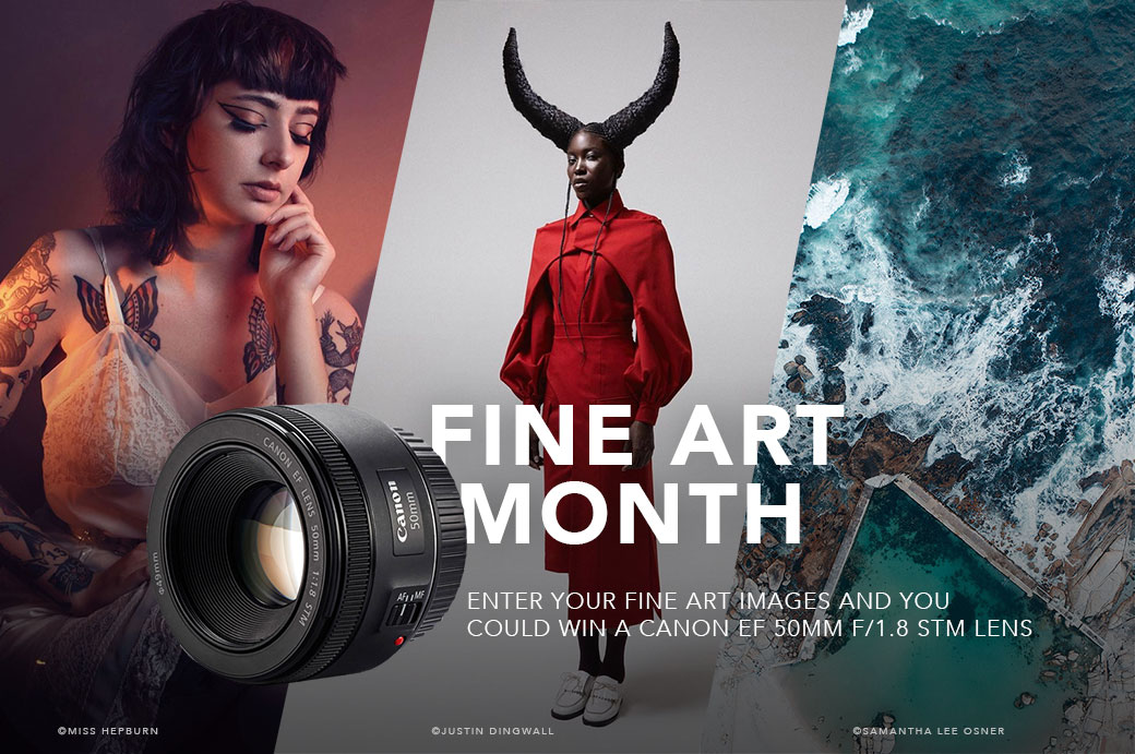 Fine art month on the Hunters of Light