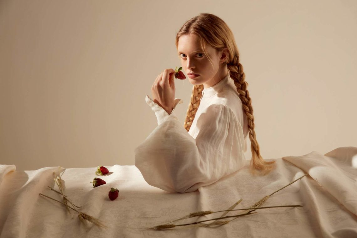 Camilla Åkrans brings Swedish folklore to life with the Profoto Pro-11