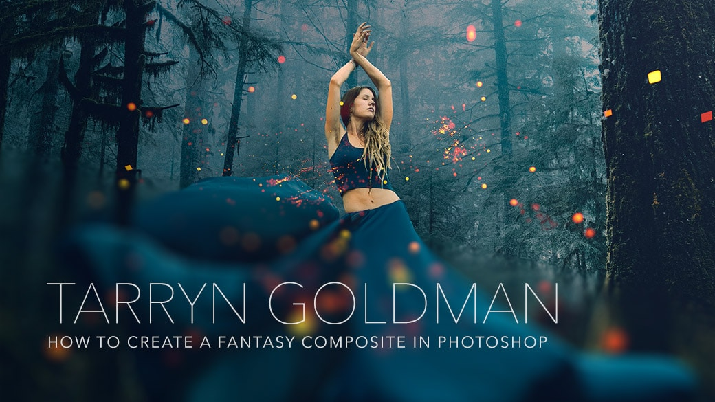 How to create a fantasy composite in Photoshop