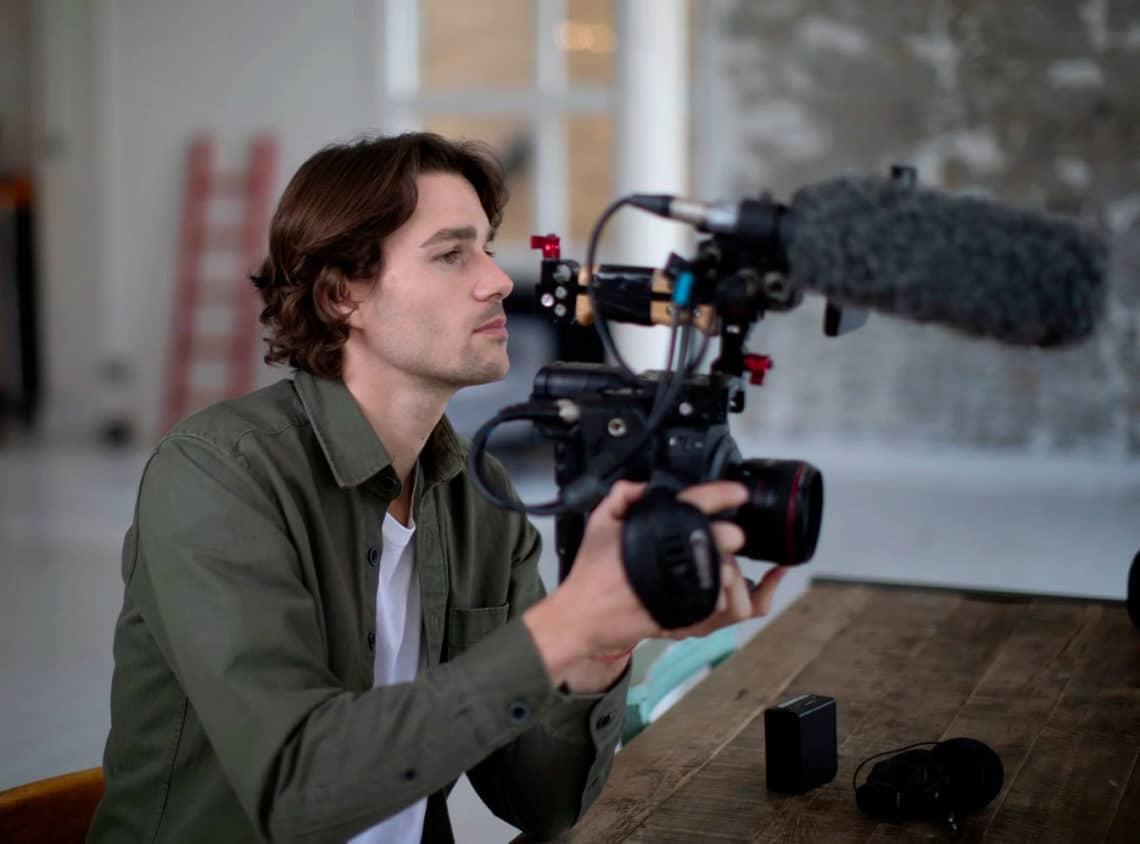 Canon filmmakers c70