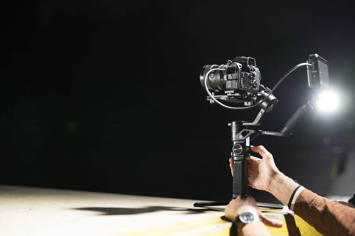 Manfrotto 3-Axis Gimbal