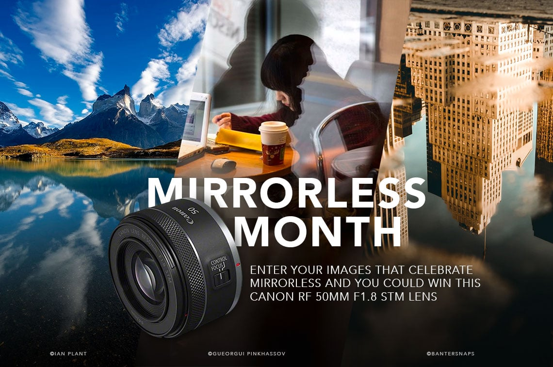 Mirrorless Month on the Hunters of Light.