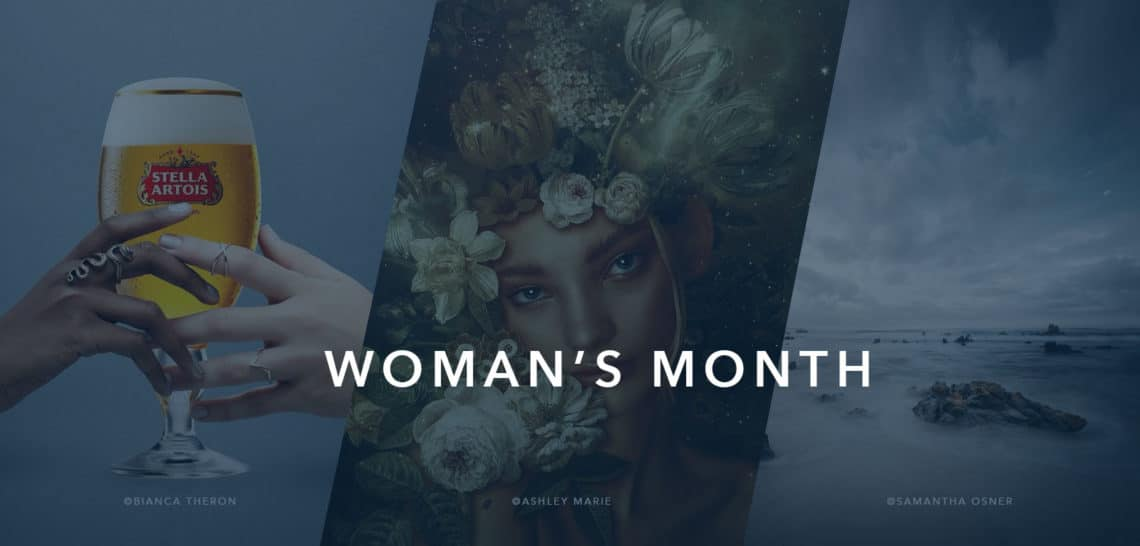 womans month hunters of light