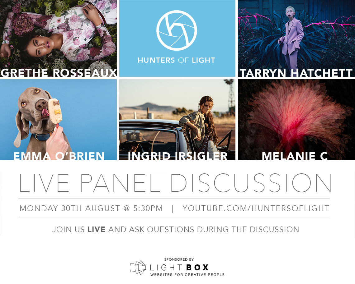 Women's month live panel discussion Monday 30th at 5:30pm
