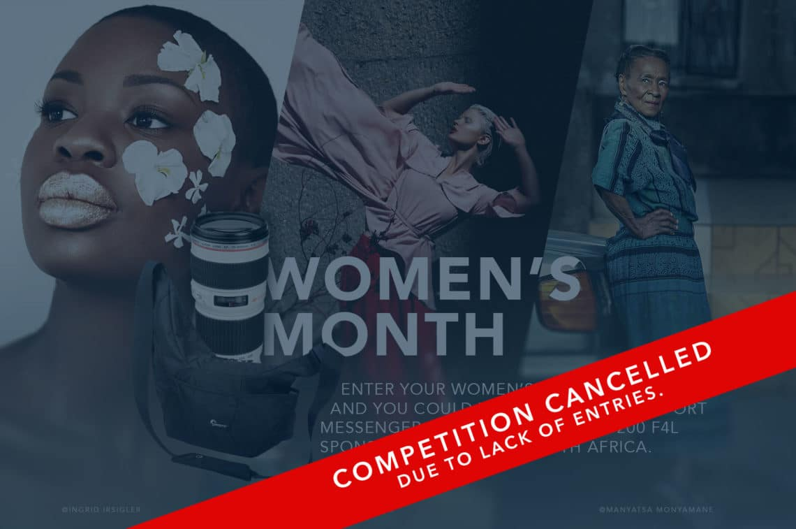 Cancelled. womens month theme hunters of light