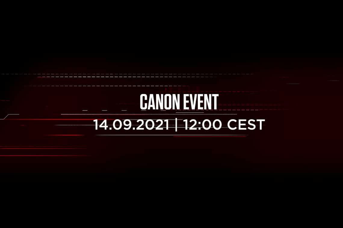 Canon announcement