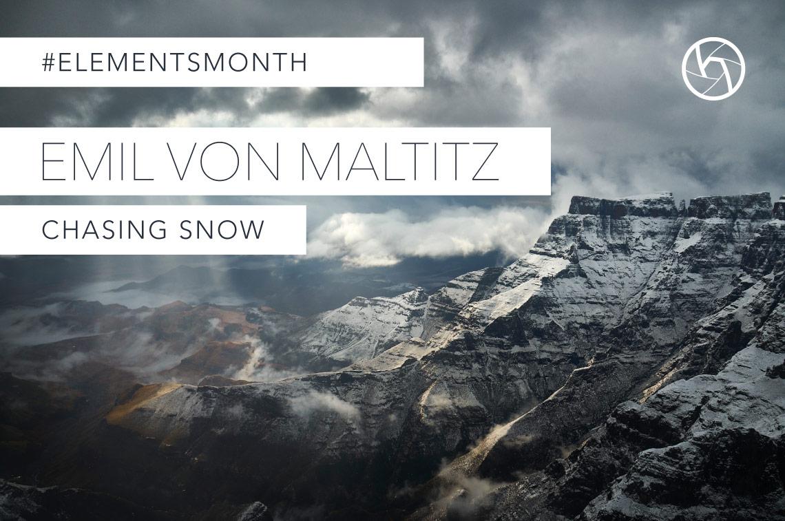Chasing Snow with Emil Von Maltitz